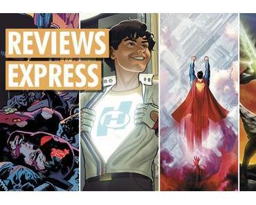 Titres de DC Comics sortis le 26 juin et le 3 juillet 2019