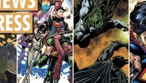 Titres Comics sortis juillet 2019