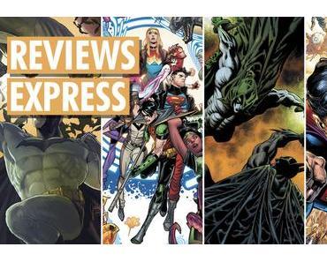 Titres de DC Comics sortis le 10 juillet 2019