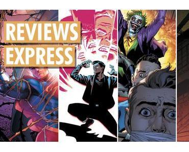 Titres de DC Comics sortis les 17 et 24 juillet 2019