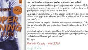 Cooper Training Calvin Maloria Cassis
