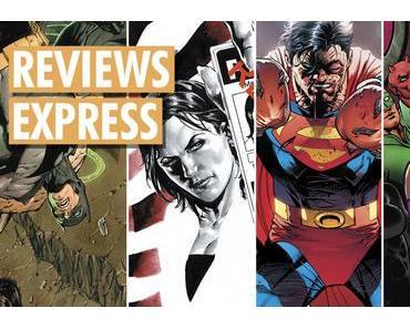 Titres de DC Comics sortis le 31 juillet et le 7 août 2019