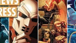 Titres Marvel Comics sortis juillet 2019