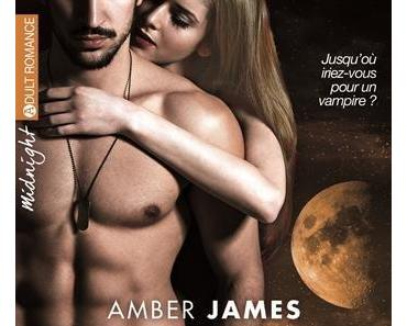 'Moonlight, tome 1 : Bloody Lily' d'Amber James