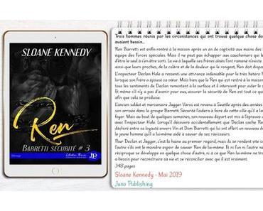 Barretti Sécurité #3 – Ren – Sloane Kennedy