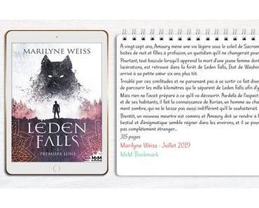 Leden Falls #1 – Première lune – Marilyne Weiss