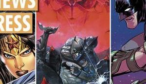 Titres Comics sortis août 2019