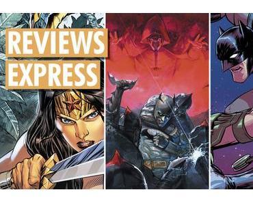 Titres de DC Comics sortis le 14 août 2019