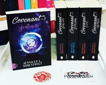 Sentinelle | Jennifer L. Armentrout (Covenant #5)