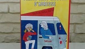 Partis sans laisser d'adresse Susin Nielsen