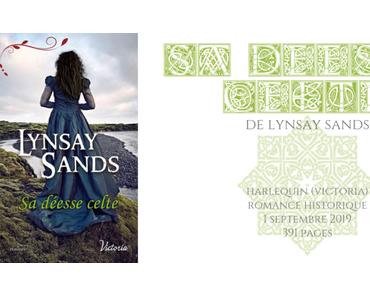 Sa déesse celte • Lynsay Sands