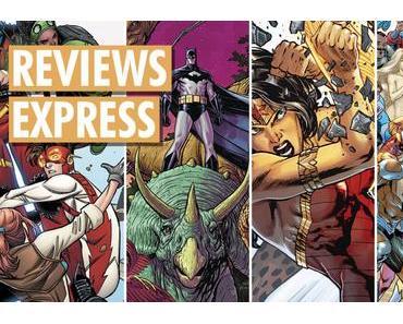 Titres de DC Comics sortis les 11 et 18 septembre 2019