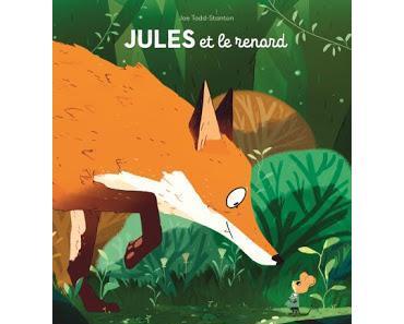 Jules et le renard de Joe Todd-Stanton