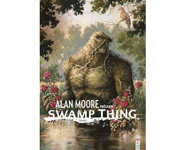 SWAMP THING PAR ALAN MOORE - TOME 1