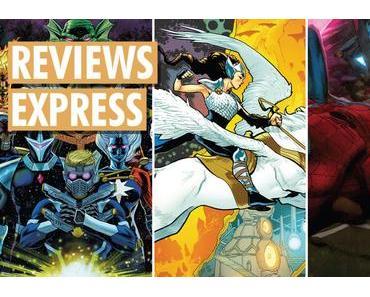 Titres de Marvel Comics sortis le 18 septembre 2019