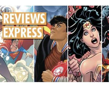 Titres de DC Comics sortis le 25 septembre 2019