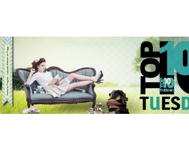 Top Ten Tuesday : 10 romans de ma PAL (pile à lire) qui ont une couverture majoritairement verte