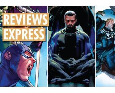 Titres de Marvel Comics sortis le 25 septembre 2019
