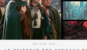 {Retour sur...} seigneur anneaux J.R.R Tolkien