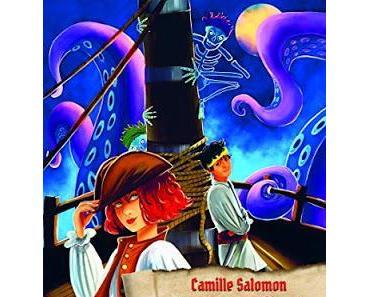 Anne & Jack, tome 1 : Fantômes et tentacules - Camille Salomon