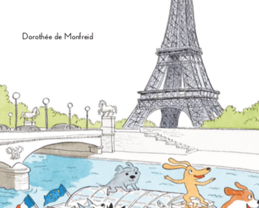 Les toutous à Paris de Dorothée de Monfreid