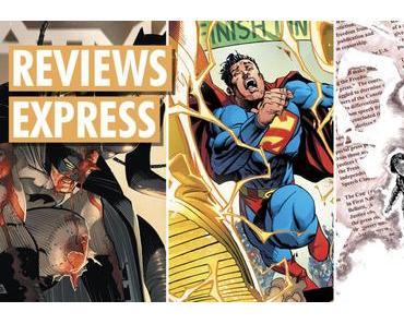 Titres de DC Comics sortis le 2 octobre 2019