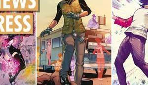 Titres Comics sortis septembre 2019
