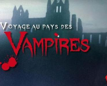 {Découverte} Voyage au pays des vampires, Christophe Rouet – @Bookscritics
