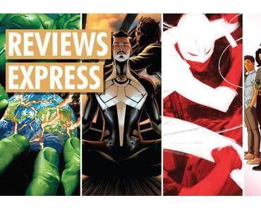 Titres de Marvel Comics sortis les 2 et 9 octobre 2019