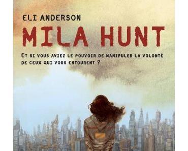 Mila Hunt – Eli Anderson