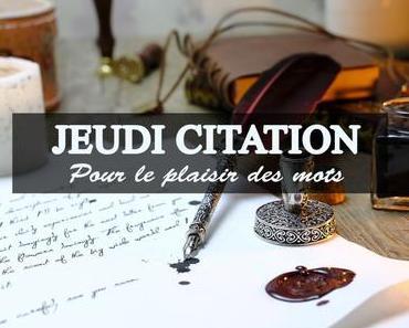 Jeudi Citation 2019 #42