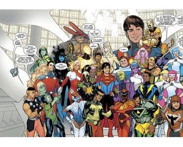 Legion of Super-Heroes: Millennium #2