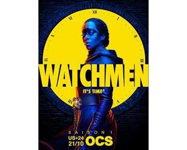 WATCHMEN : LA SERIE TV QUI S'ATTAQUE AU MYTHE