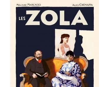 Les Zola - Méliane Marcaggi &  Alice Chemama