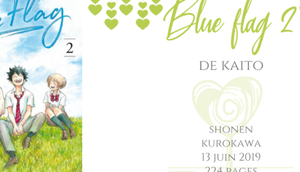 Blue flag Kaito