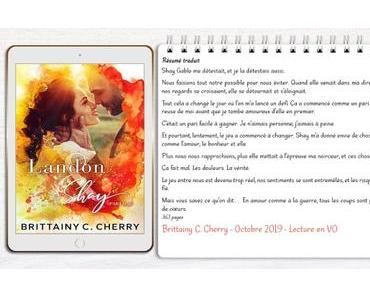 Landon & Shay – Part One – Brittainy C. Cherry (Lecture en VO)