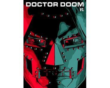 DOCTOR DOOM #1 #2 : LE DICTATEUR EN SOLO AVEC CANTWELL ET LARROCCA