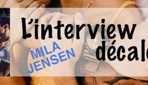 #BlogTour Unexpected Love l'infini L'interview Décalée