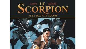 Scorpion tourne page avec panache