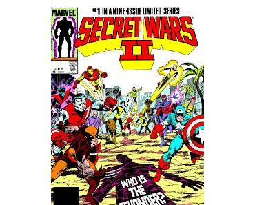 SECRET WARS II : LE BEYONDER SUR TERRE
