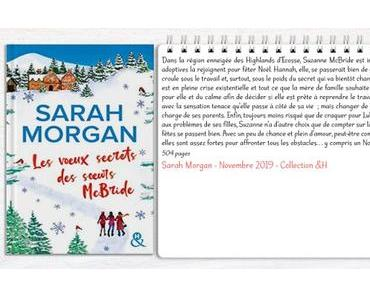 Les voeux secrets des soeurs McBride – Sarah Morgan