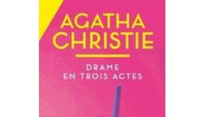 Drame trois actes Agatha Christie