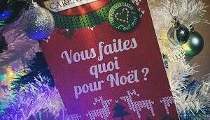 Vous faites quoi pour Noël Carène Ponte