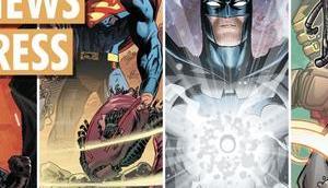 Titres Comics sortis décembre 2019