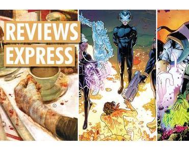 Titres de Marvel Comics sortis le 4 décembre 2019