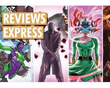 Titres de Marvel Comics sortis le 11 décembre 2019