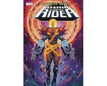 REVENGE OF THE COSMIC GHOST RIDER #1 : REVIEW