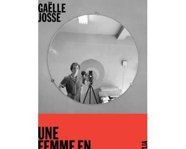 Gaëlle Josse – Une femme en contre-jour ****
