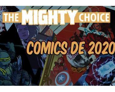 Les comics que nous attendons le plus en 2020