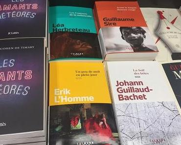Sorties littéraires #2